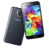 Samsung Galaxy S5 16GB 4LTE - Charcoal Black London