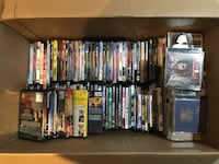 Lot of DVDs & CDs Toronto, M3K 1L6