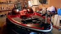 red and black Nitro Fishing Boat Hudson, 61748