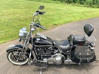 Harley-Davidson Softail 2OO3 Security System Chicago