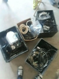 Assorted cords and Cables Lot Bakersfield, 93311
