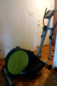 black and gray elliptical trainer Toronto, M1B 5X6