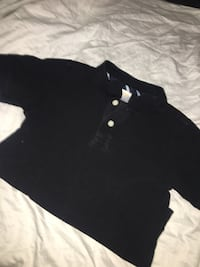 boys black shirt  Kitchener, N2A 4H6