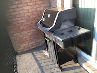 black and gray gas grill Brampton, L6V 3W7
