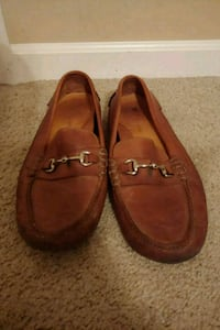 Cole Haans, brown leather size 10 Lillian, 36549