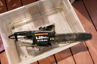black and gray Craftsman chainsaw Coquitlam, V3J 3T5