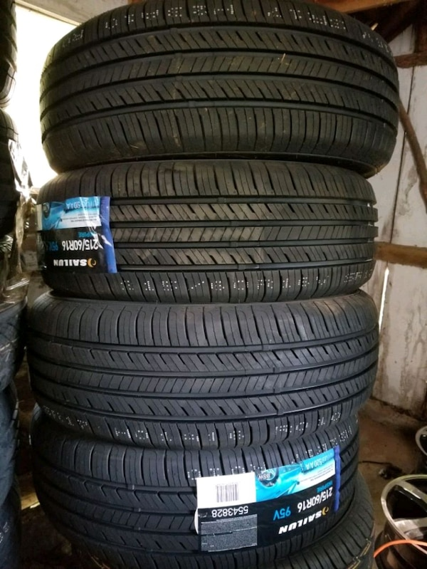 4 NEW 215/60/16 sailun inspire tires
