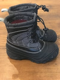 Kids NorthFace Thermal Insulated Winter Boots Oakville, L6L 5X6
