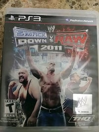 Ps3 Smackdown vs Raw 2011 Hyattsville, 20783