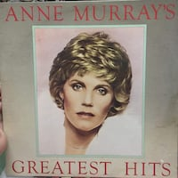 Anne Murray's greatest hits vinyl Toronto, M4C 1R7