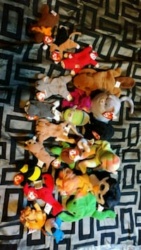 Assorted TY Beanie Baby Plush Toys Belleville, K8N 5C9