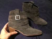 Nine West leather ankle boots size 5.5, 6 Burnaby, V5H 4L4