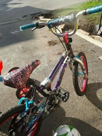 black and red BMX bike Brampton, L6V 4N1