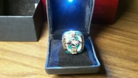 Eagles replica SB ring w/ LED lighted display box Fairfax, 22030