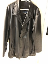 Men's leather coat  North Middlesex, N0M 1A0