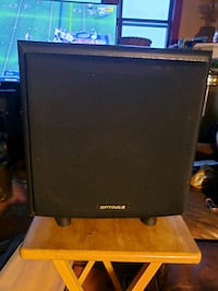 black Samsung flat screen TV Germantown