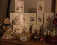 Collectible hallmark Christmas ornaments Pleasantville, 10570