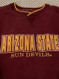 Arizona State Crew neck sweater