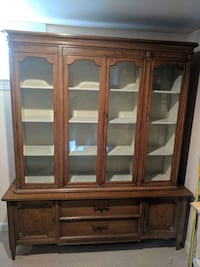 China Cabinet and Buffet Table Rockville, 20851