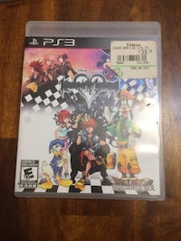 Kingdom Hearts HD 1.5 for PlayStation 3 North Vancouver, V7P 1S3