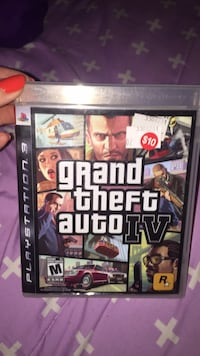 Grand theft auto for playstation 3 Pointe-Calumet, J0N