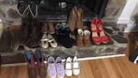 Toddler's assorted shoes 534 mi