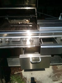 stainless steel and black gas range oven Dover, 19901