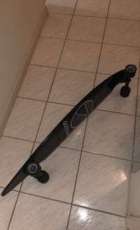 Goldcoast longboard