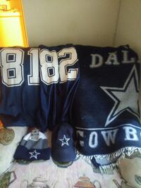Cowboys blue and white Baldwin Park, 91706