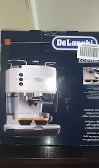 Espresso/ cappuccino coffee maker Falling Waters, 25419