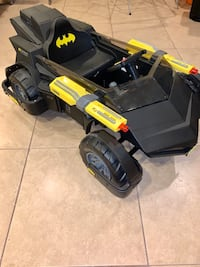 Batmobile Battery-Powered Ride-On