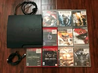 Ps3 with 10 games for 50 bucks  Queen Creek, 85140