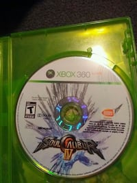 Soul calibur IV for xbox 360 Edmonton, T5Z 0J1