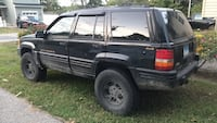 1997 Jeep Grand Cherokee Pasadena