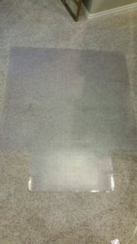 Clear office mat for chair  Riverton, 84065