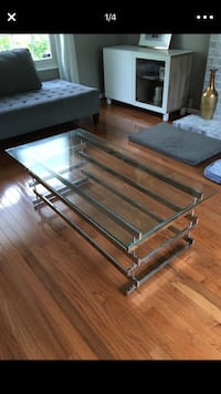 Coffee table- firm on price Silver Spring, 20904