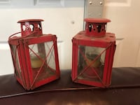 Small Vintage Metal/Glass Lanterns Hagerstown, 21742