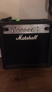 black and gray Marshall guitar amplifier West Covina, 91792