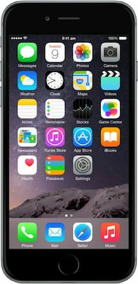 Iphone6 with outter box