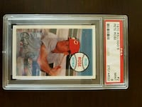 PSA 9 - Pete Rose 1970  Washington, 20017