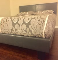 New Gray Queen Bed  Silver Spring, 20910