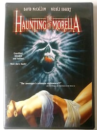 The Haunting of Morella dvd  Baltimore