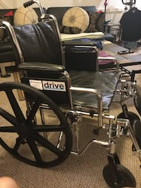 Drive Bariatric Wheel Chair. 21 inch wide seat   Columbus, 43017