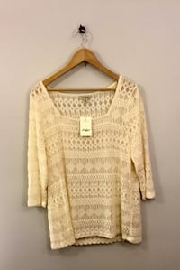 Womens Lucky brand lace top size Small  Myrtle Beach, 29588