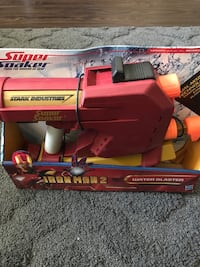 Rare Iron Man 2 super soaker Woodbridge, 22191