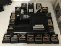 Coleco Vision System Console with 1 Controller and 18 Games Ormond Beach