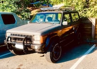 Jeep - Cherokee - 1995 Silver Spring