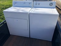 Excellent whirlpool kenmore washer and dryer