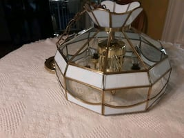 Tiffany Style Hanging Ceiling Light