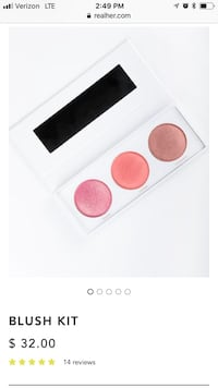 RealHer blush kit